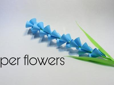 DIY paper flowers, paper art, Art o craft