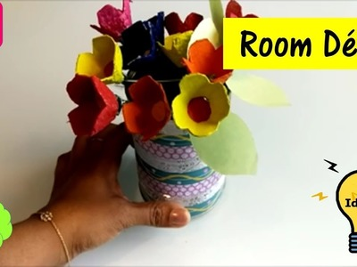 DIY room decor | Best out of waste idea | easy craft ideas  | creative ideas | diy arts and crafts