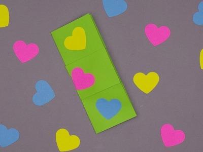 DIY Secret Message Card - New Super Easy Tutorial - Card Making Ideas