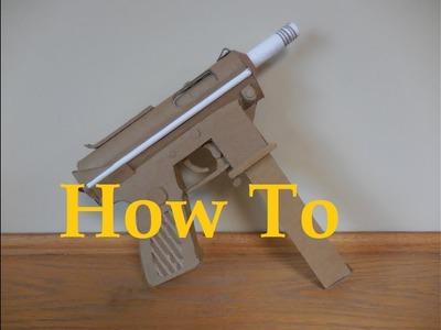 How to make my cardboard Tec DC9