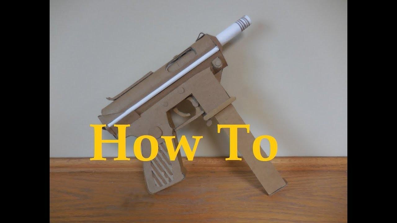 How to make my cardboard Tec DC9