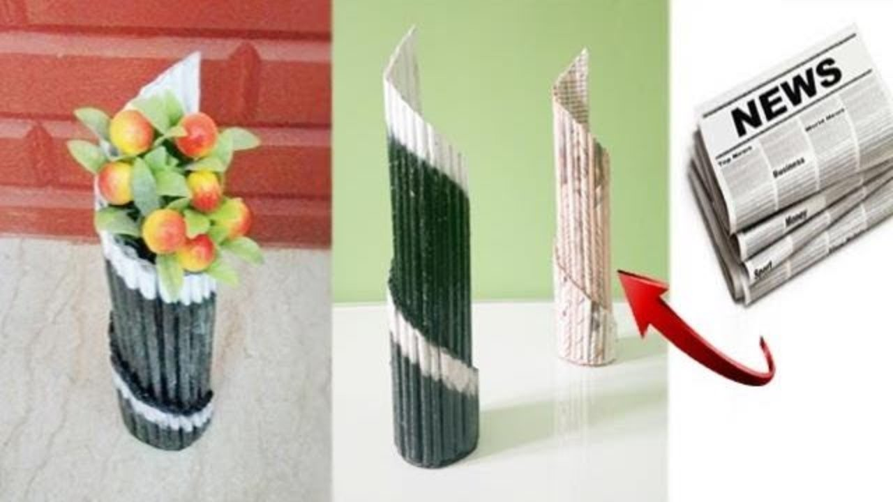 how to make a flower pot of newspaper flowers healthy . : make flower pots - startupinsights.org