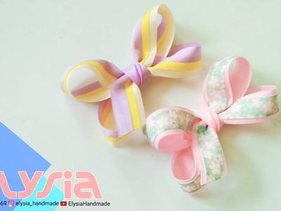 Laço Boutique Grosgrain #Ribbon 2,5 cm | DIY by Elysia Handmade
