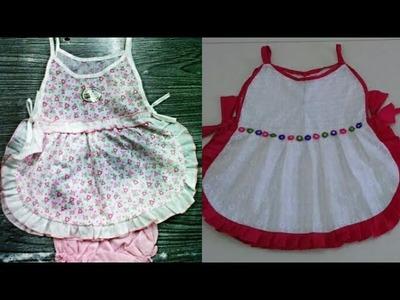 Latest designer baby jhabla new pattern cutting and stitching| baby jhabla DIY
