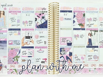 Plan with Me ft. Scribble Prints Co. Posey