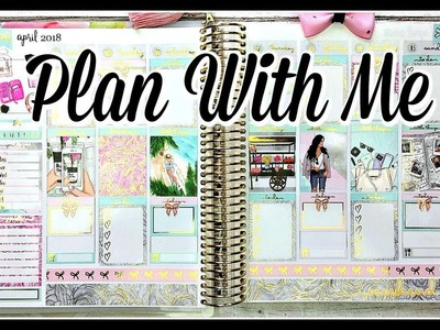 Plan With Me | Vacation Time! | Erin Condren Life Planner