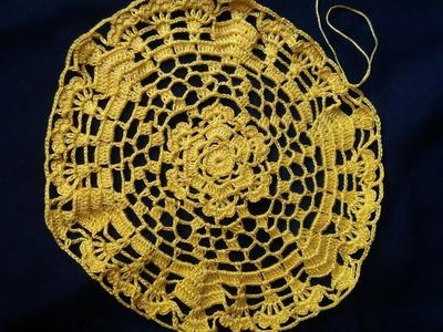 Crochet thalposh design # part - 2