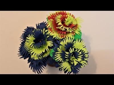 DIY: Paper Rose!!! How to Make Beautiful Realistic Paper Rose!