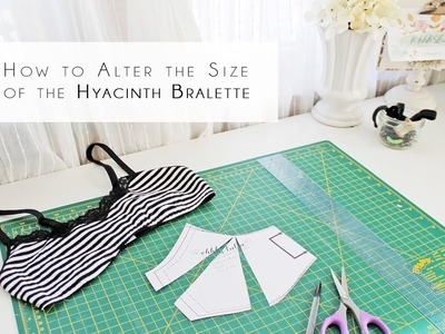How to Alter the Hyacinth Bralette for Larger Cup Sizes