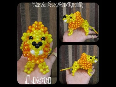 How to Bead Lion part 1