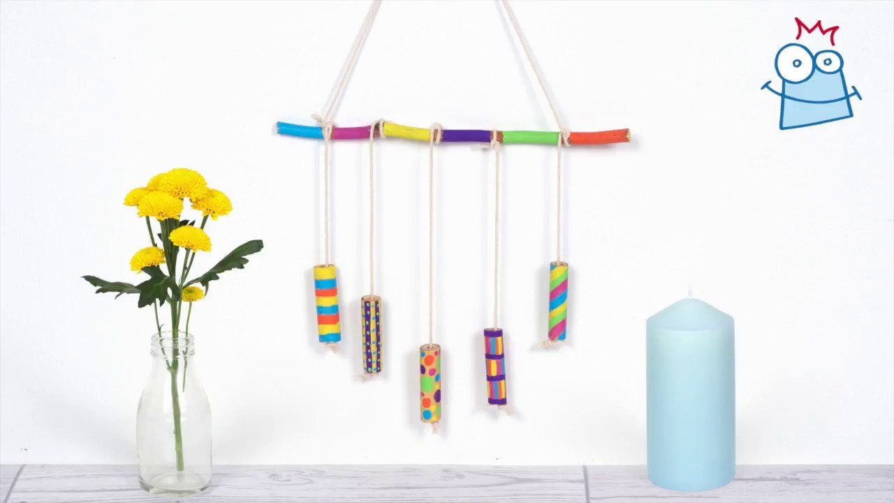 How to Create a Bamboo Wind Chime