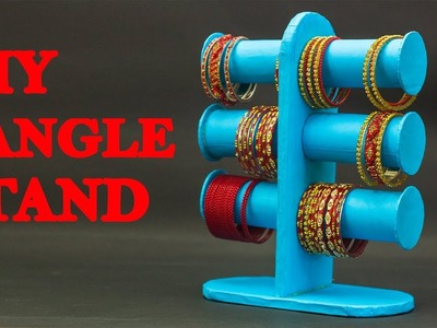 How To Make Bangle Holder