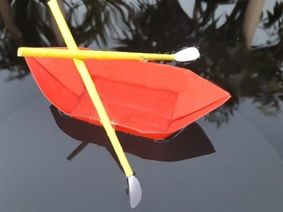 How to make boat from paper | Paper Boat that Floats on Water-Diy paper boat making origami tutorial