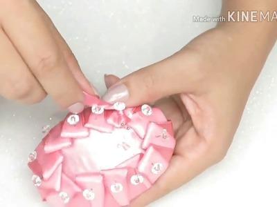 How to make decorative soap basket