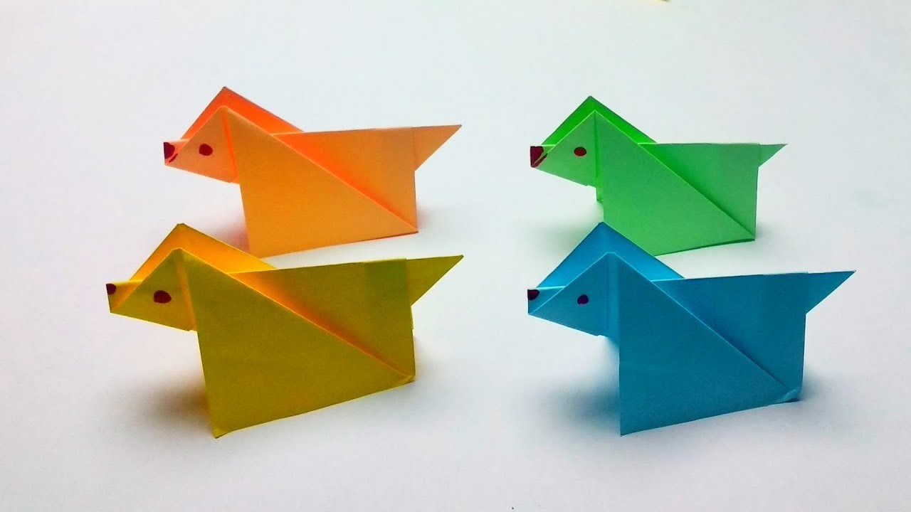 How To Make A 3d Origami Horse Lovely Animals Instruction F Livre Racer Muneji Instructions