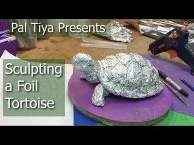 How To Sculpt A Tortoise - Part 1