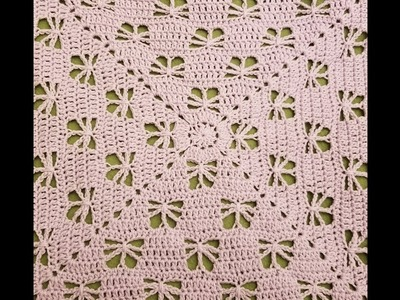 Noppen Haken Crochet Bobble Stitch Noppen Häkeln