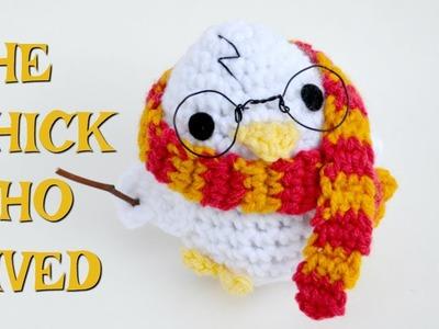 Wizarding Chick Amigurumi Crochet Tutorial