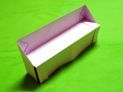 How to make a Paper Sofa (very easy)