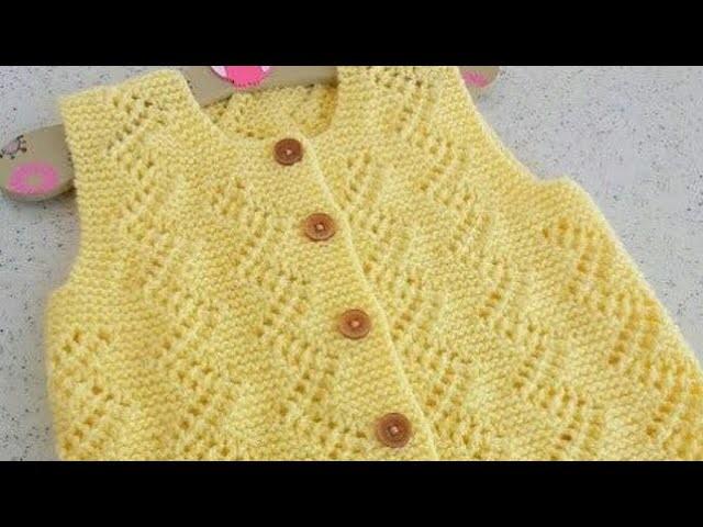 Jali Design for Kids in Hindi.Easy Cardigan Designs.Knitting Designs for Sweater in Hindi:Design-148