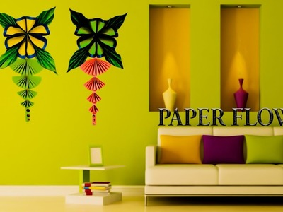 Kagojer fuldani || kagojer wallpaper || how to make a nice flower at home || FRIENDS MASTI BD. MUNNA
