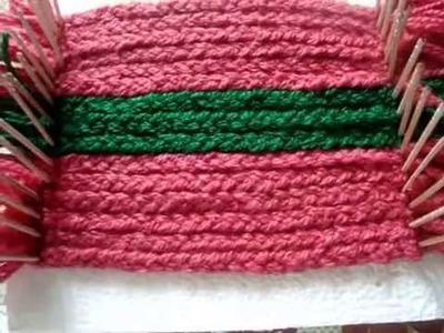 No chorchet.no knitting Easy woolen rug, carpet, table mat, coster ,chorchet pattern