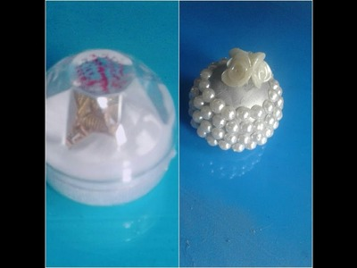 Ring box decoration  | engagement ring box| how to decorate ring box