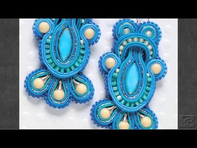 """Soutache & Bead Embroidery"" by Amee K. Sweet-McNamara - Meet the Author!"
