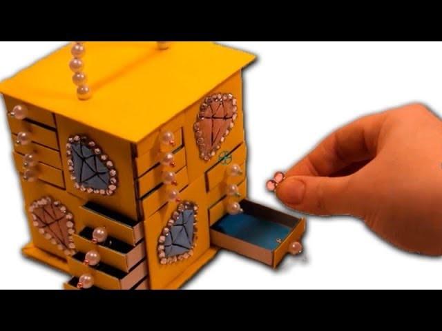 5 Diy Miniature Dollhouse Rooms Bed Casket Sardboard Bed