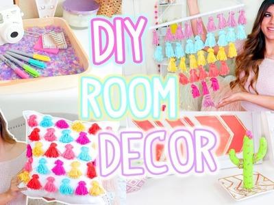 DIY ROOM DECOR ON A BUDGET! Easy + Cheap Ideas