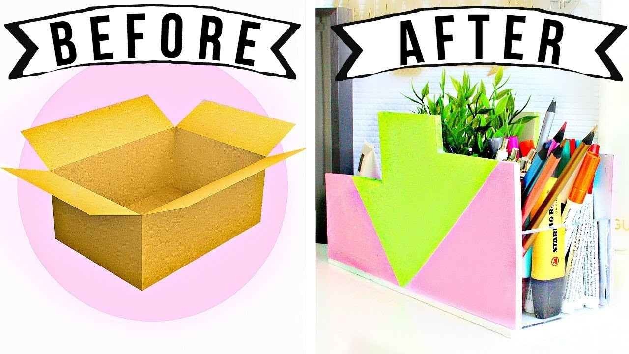 DIY ROOM ORGANIZATION & DECOR YOU HAVE TO TRY!  7 New DIY Room Decor Projects for Spring & Summer