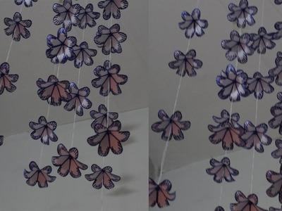 DIY Simple Home Decor - Hanging Flower - Handmade Decorations