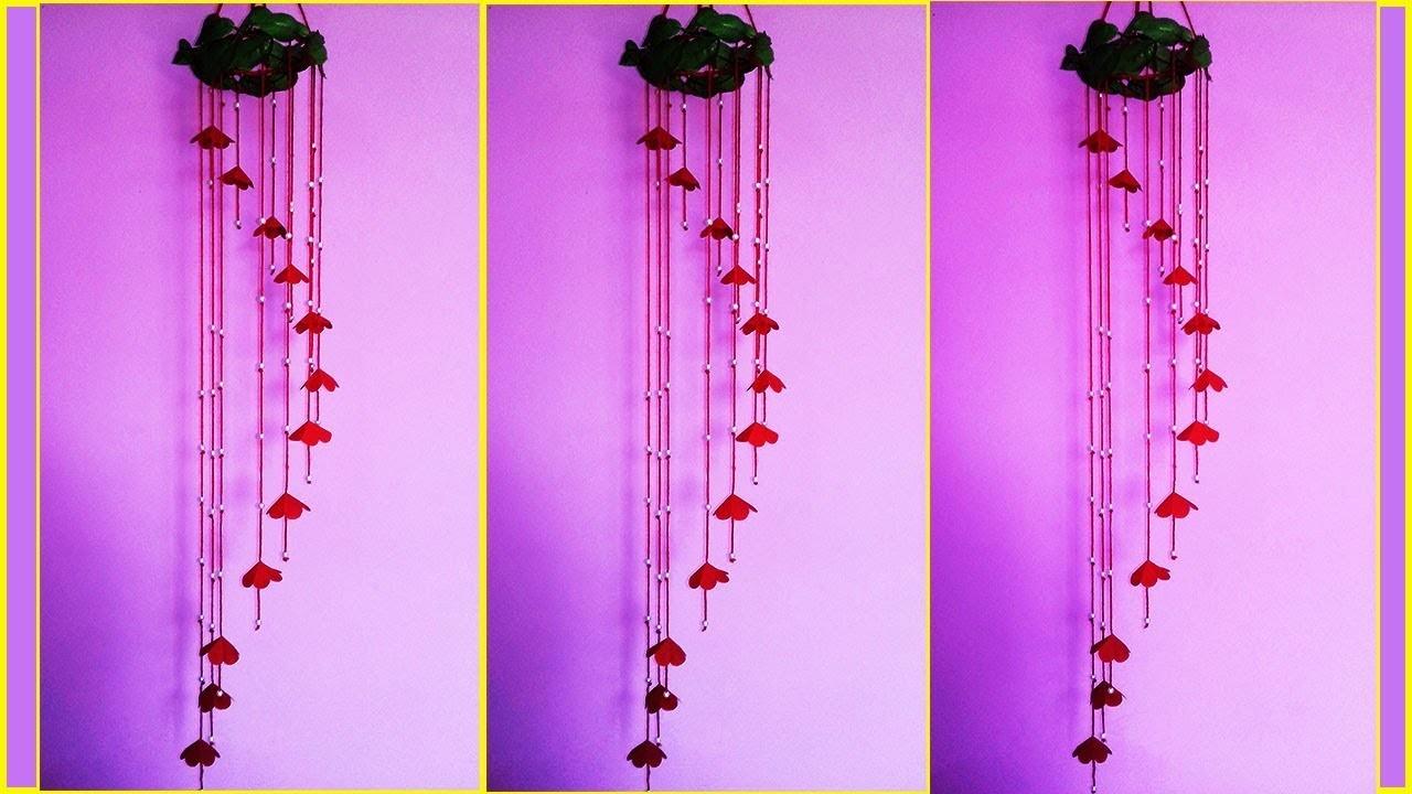 DIY Wall Hanging - Easy Wall Decoration Ideas