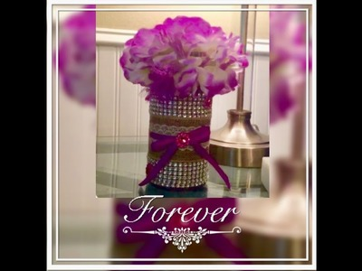 Dollar Tree DIY Centerpieces Glam Bling Inexpensive Home Decor Creating Elegance For Less 2018