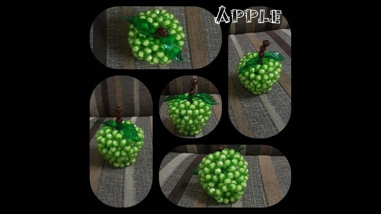 How to bead Apple