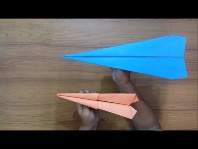 How to make a Paper Airplane | BEST Paper Planes in the World | Paper Airplanes that FLY FAR