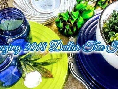 Interior Design Dollar Tree Home Decor Haul 2018 (MUST HAVE)????| DIY Amazing Dollar Tree Designer Tips