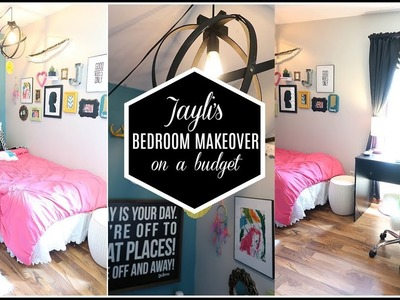 Kids Room Makeover On a Budget | Laci Jane DIY