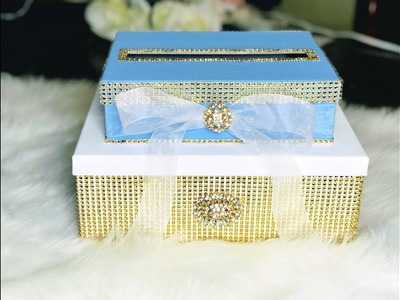DIY Baby Shower.Wedding Gift Box - Totally Dazzled.GIVEAWAY!!