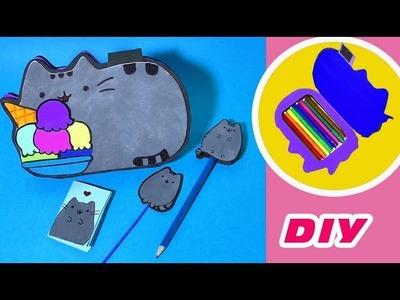 DIY Chancellery Pushin 4 ideas.Pencil case