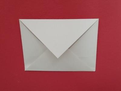 Easy Origami Envelope Tutorial