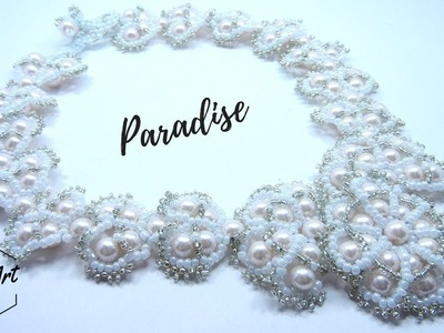"""Paradise"" Bracelet & Necklace Pattern 