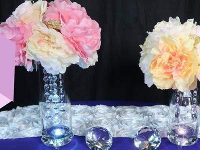 Copy Cat Series - EFavorMart Crystal Pillar Vase