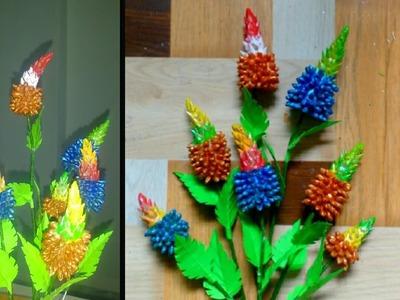 DIY- Craft Idea   Home Decor ideas   Tutorial   by Punekar Sneha