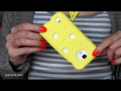 Easy DIY | How to make an Silicone Phone Case
