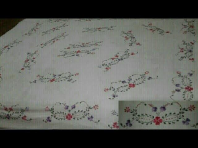 Crochet Bed Sheet
