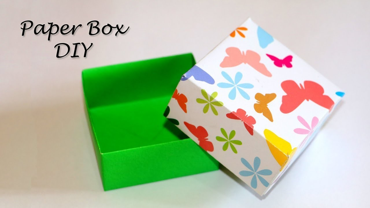 Gift Box Craft Ideas Gift Ideas