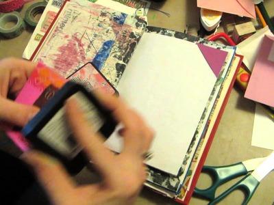 LMAJJ p.7 and Flip Throughs   MAKING ART   SUGAR