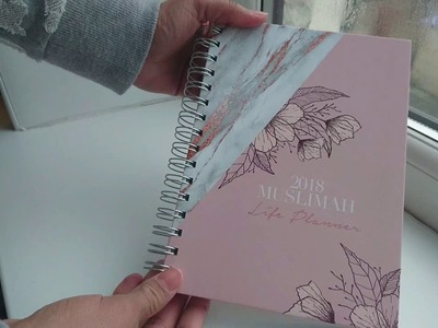 Muslimah Life planner Unboxing & Review  Pakistani Mom