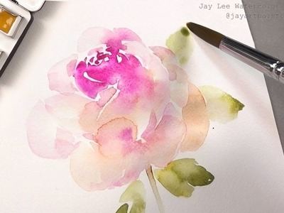 Painting with Watercolors for Beginners | Jay Lee
